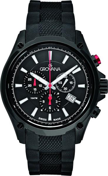 Мужские часы Grovana G1635.9877 арнольд кэролайн микрорешения проверенный путь к достижению больших целей