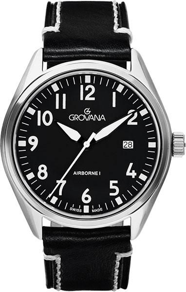 Мужские часы Grovana G1654.1537 цена и фото