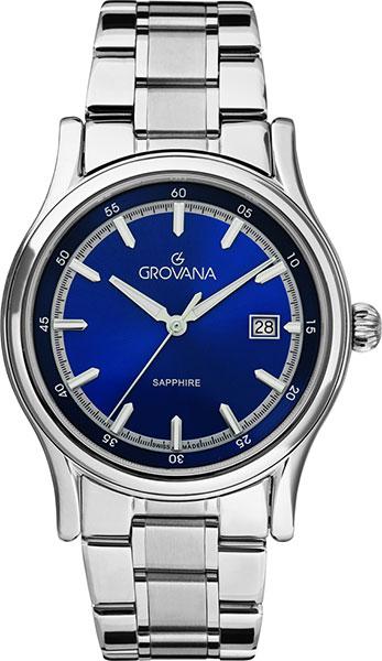 лучшая цена Мужские часы Grovana G1734.1135