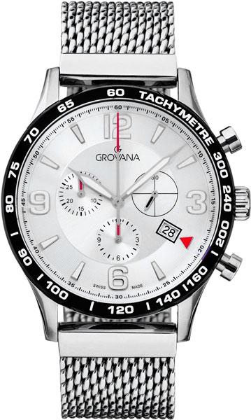 все цены на Мужские часы Grovana G1745.9132 онлайн