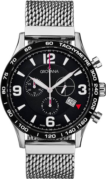 Мужские часы Grovana G1745.9137 мужские часы grovana g1550 1537