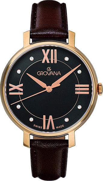 Женские часы Grovana G4441.1567 grovana dressline 4485 1166