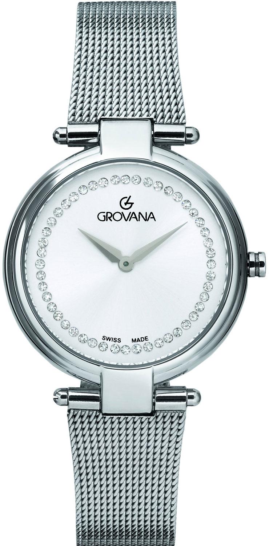 лучшая цена Женские часы Grovana G4516.1132