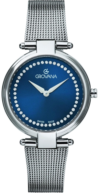 лучшая цена Женские часы Grovana G4516.1135