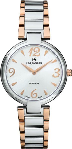 лучшая цена Женские часы Grovana G4556.1152