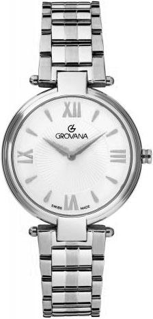 лучшая цена Женские часы Grovana G4576.1132