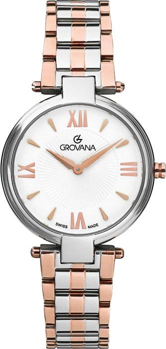 лучшая цена Женские часы Grovana G4576.1152