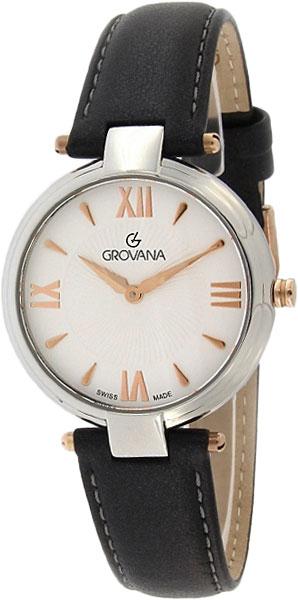 лучшая цена Женские часы Grovana G4576.1552