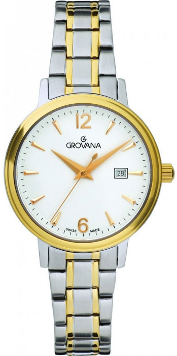 лучшая цена Женские часы Grovana G5550.1142