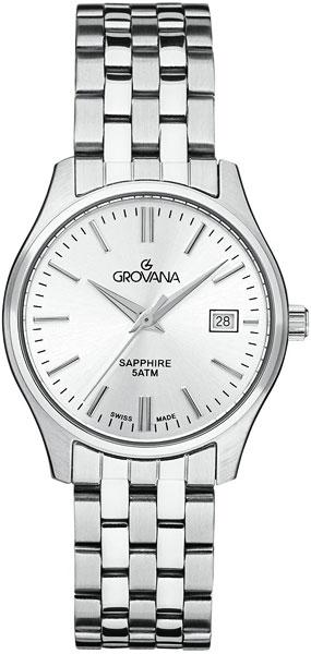 лучшая цена Женские часы Grovana G5568.1132
