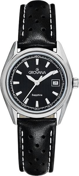 лучшая цена Женские часы Grovana G5584.1533