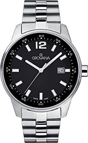 Мужские часы Grovana G7015.1137 grovana dressline 4485 1166