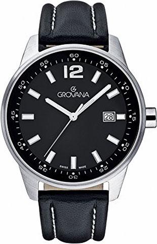 Мужские часы Grovana G7015.1537 grovana dressline 4485 1166