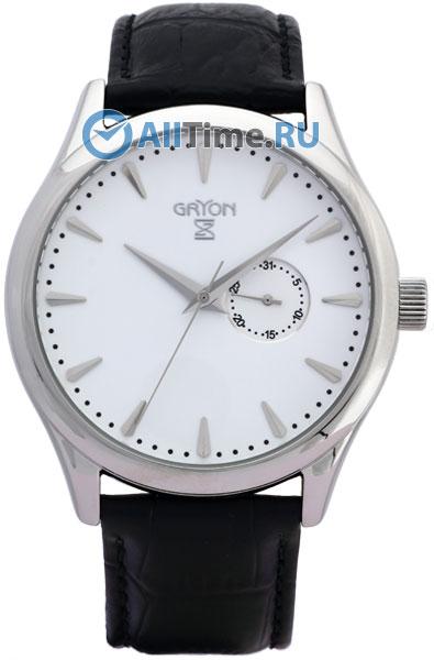 Мужские часы Gryon G-101.11.33 vero moda vero moda ve389ewgyi26