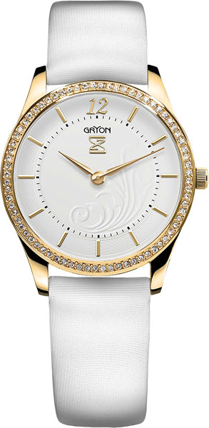 Женские часы Gryon G-367.23.33 baolande2016 hot sale classy women ladies crystal roman numerals gold mesh band wrist watches good looking jun 2
