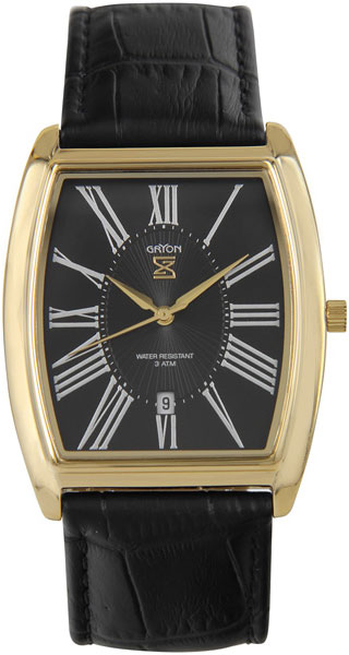 Мужские часы Gryon G-401.21.11-ucenka