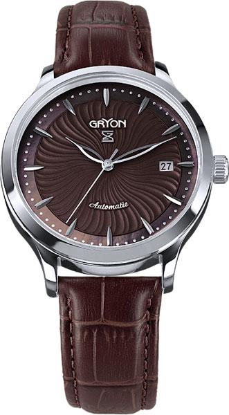 Женские часы Gryon G-603.12.32 женские часы gryon g 391 60 36