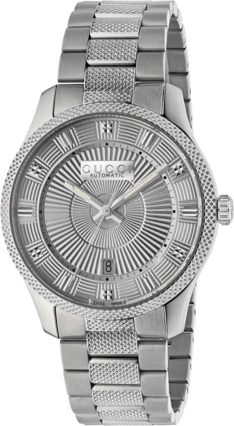 Мужские часы Gucci YA126339