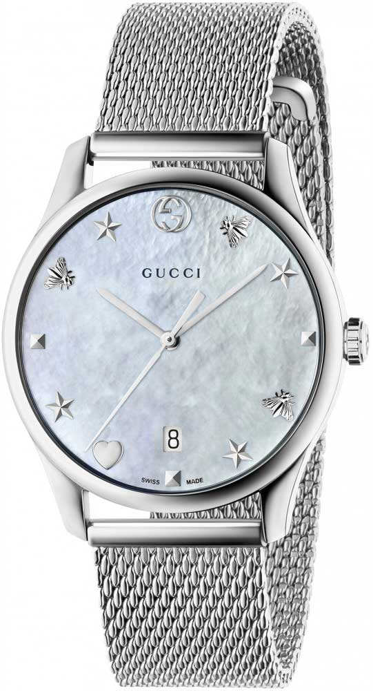 Женские часы Gucci YA1264040