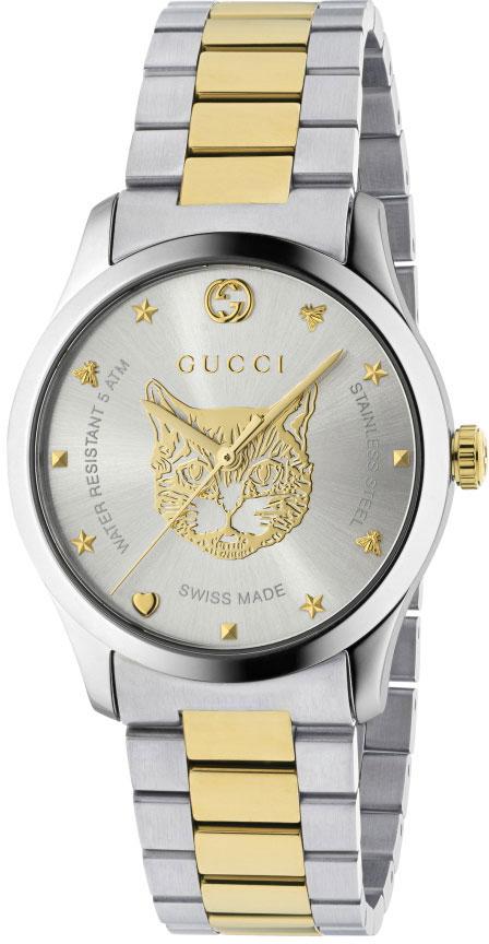 Фото - Женские часы Gucci YA1264074 мужские часы gucci ya147405