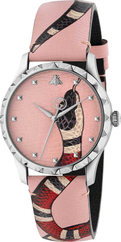 Фото - Женские часы Gucci YA1264083 мужские часы gucci ya147405