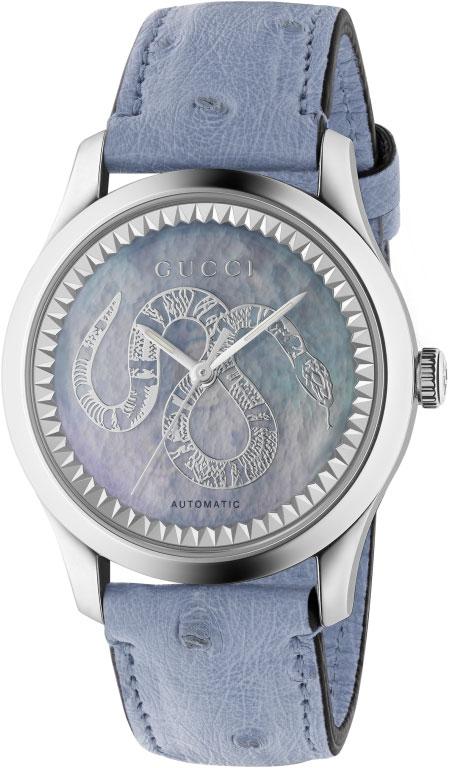 Мужские часы Gucci YA1264113 цена 2017