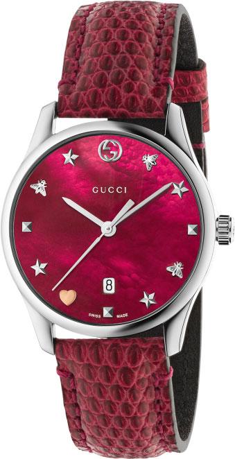 Женские часы Gucci YA126584