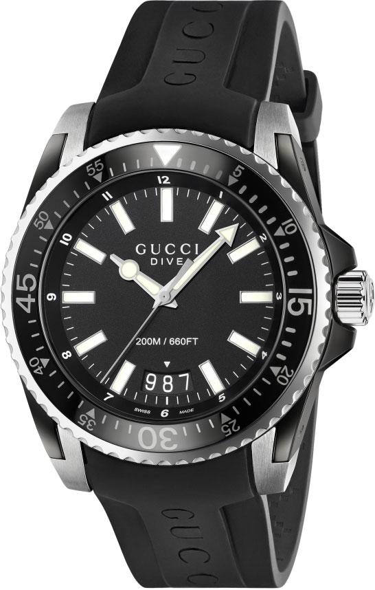 Мужские часы Gucci YA136204A