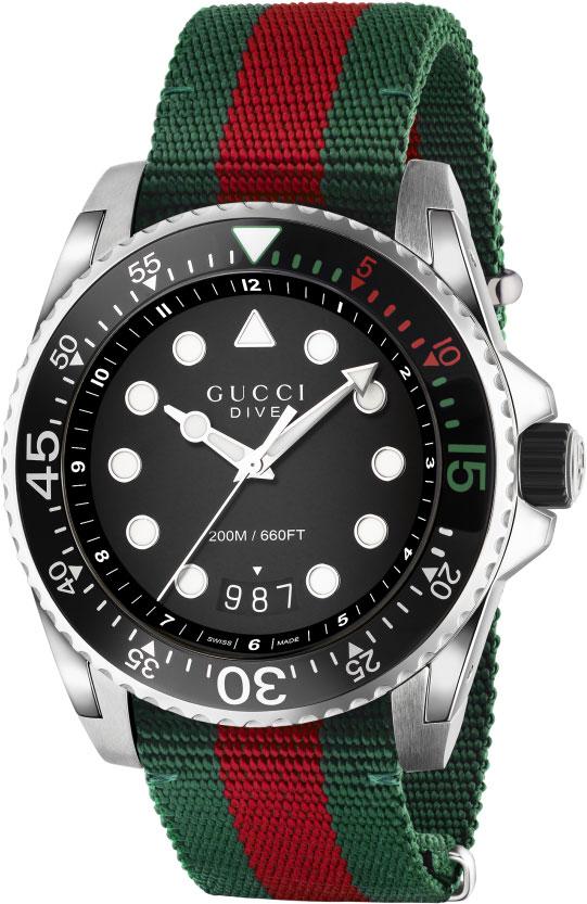 Мужские часы Gucci YA136209A