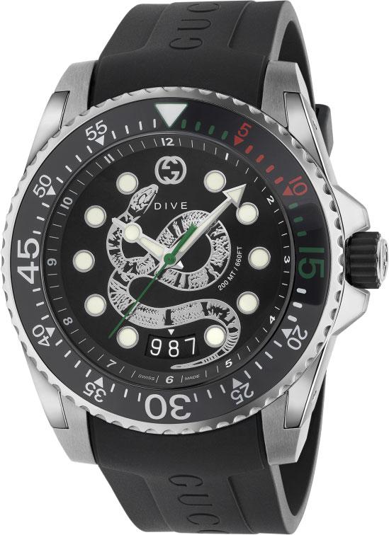Мужские часы Gucci YA136217