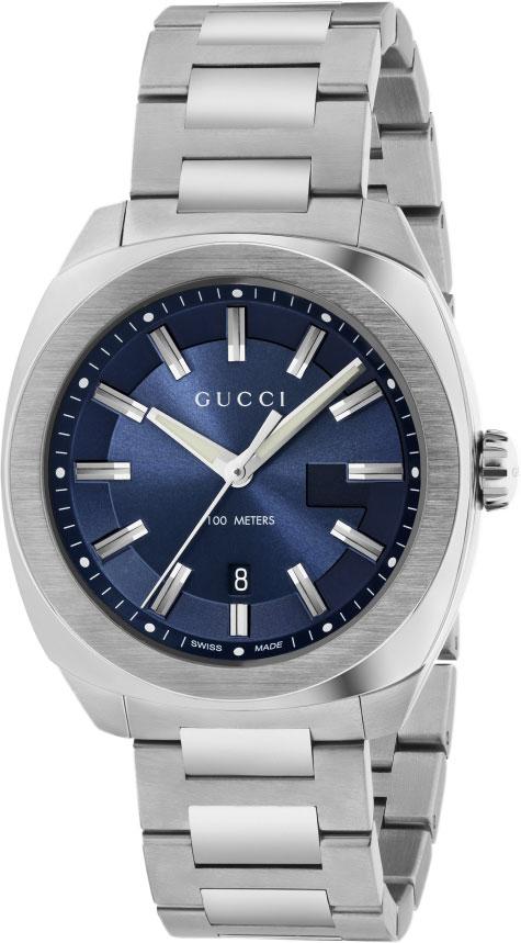 Мужские часы Gucci YA142303