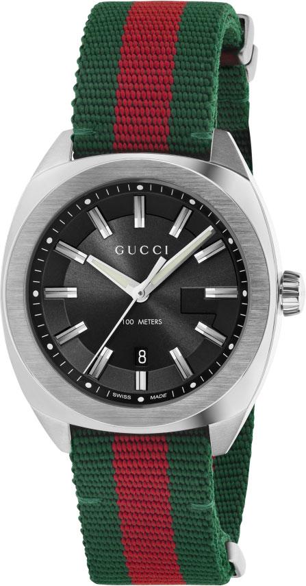 Мужские часы Gucci YA142305