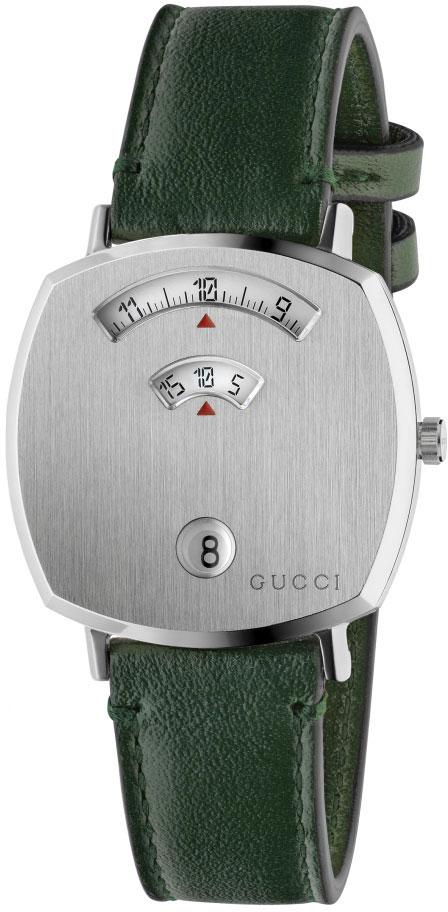 Фото - Женские часы Gucci YA157406 мужские часы gucci ya147405