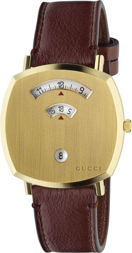 Мужские часы Gucci YA157411