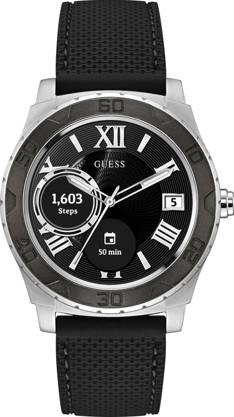 Мужские часы в коллекции Connect Мужские часы Guess C1001G1 фото