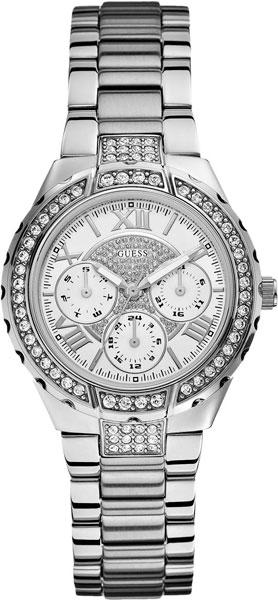 цены на Женские часы Guess W0111L1 в интернет-магазинах