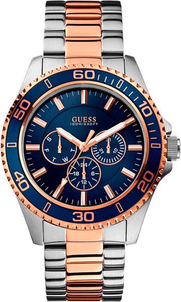 Мужские часы Guess W0172G3