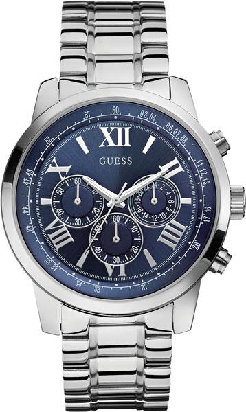 Мужские часы Guess W0379G3 дизайнерские часы guess w0379g3
