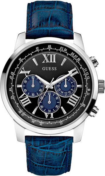 Мужские часы Guess W0380G3-ucenka женские часы guess w10193l3 ucenka
