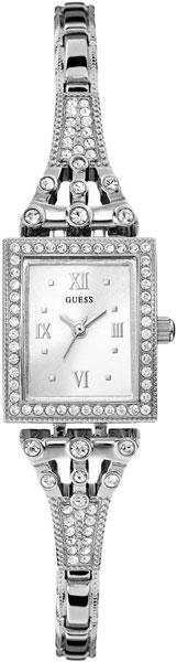 Купить Наручные часы W0430L1  Женские наручные fashion часы в коллекции Ladies Jewelry Guess