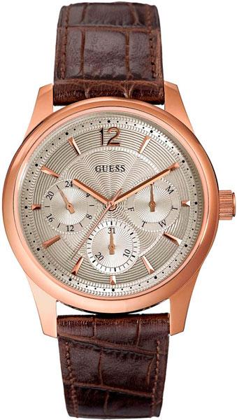 купить Мужские часы Guess W0475G2 по цене 8260 рублей