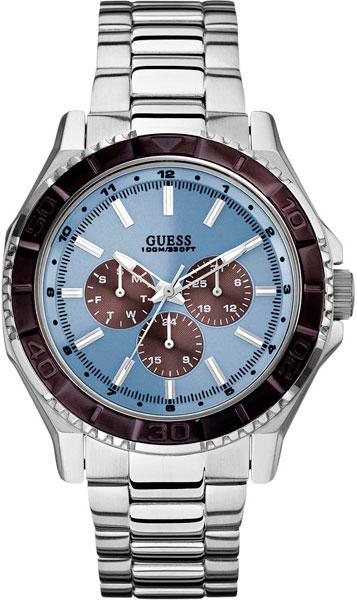 Мужские часы Guess W0479G2
