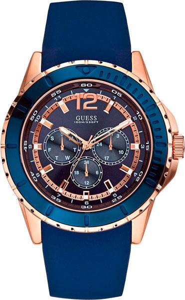 Мужские часы Guess W0485G1 часы guess u95158l1