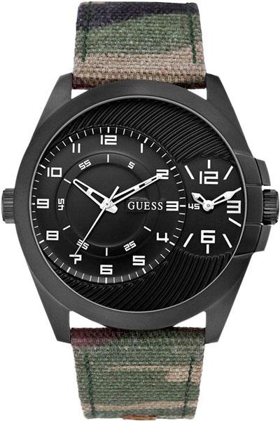 Часы Guess W0505G1 Часы Romanson RM7A21LLR(WH)