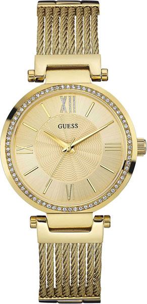 лучшая цена Женские часы Guess W0638L2