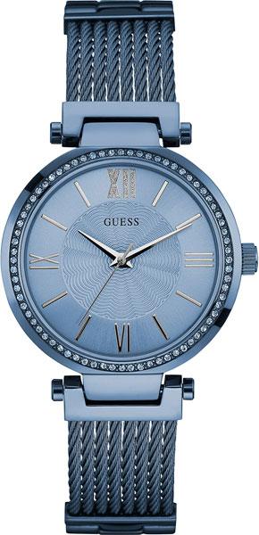 Женские часы Guess W0638L3 женские часы guess w10193l3 ucenka