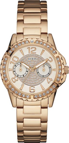 Женские часы Guess W0705L3 принтер brother pj 762