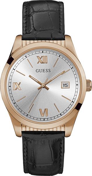 лучшая цена Мужские часы Guess W0874G2