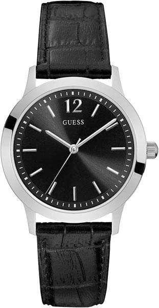 Мужские часы Guess W0922G1 poivre blanc брюки мембранные w16 0922 jrby на лямках черный