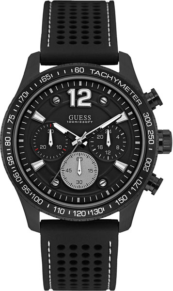 купить Мужские часы Guess W0971G1 по цене 8340 рублей